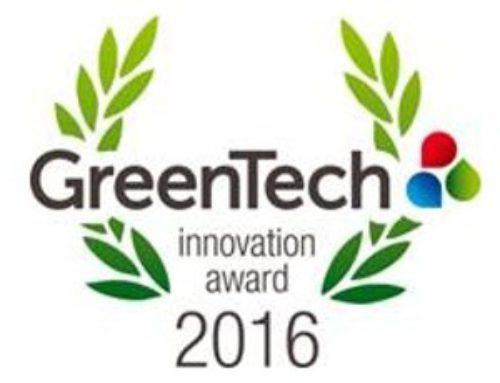 Micothon Mira nominated for GreenTech Innovation Award!