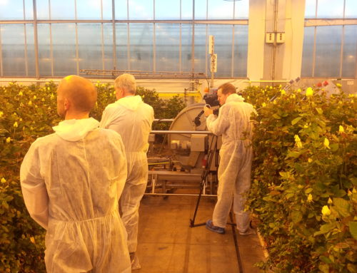 Greenhouse Crop Protection with Smart Spray Technology