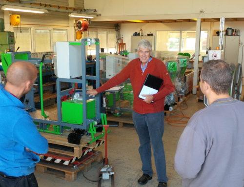 Micothon Narva Spraying Machines for Canada