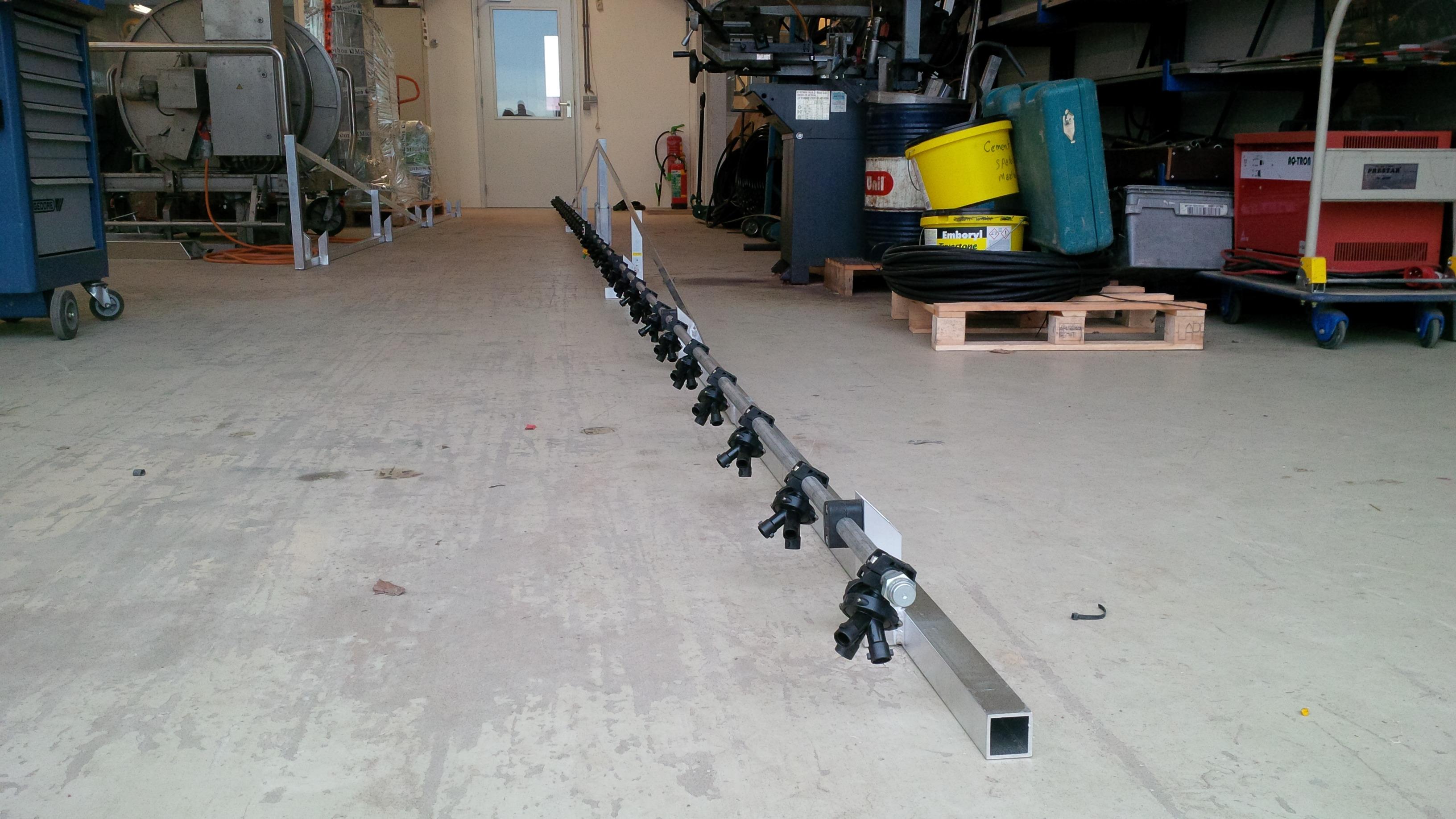 Micothon Light weight Spray booms
