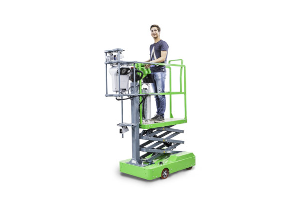 OKO Scouting trolley